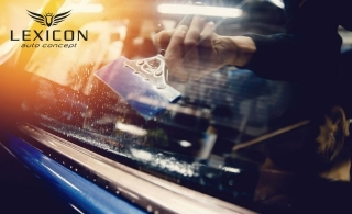 Silver and Gold Detailing packages or with Ceramic Tinting from Lexicon Auto Concept, starting at AED 249.