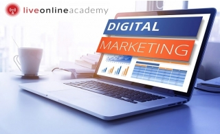 Digital Marketing Online Diploma from Live Online Academy for AED 17 only.