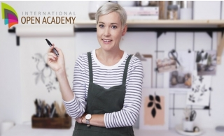 Drawing and Illustration for Beginners Online Course from International Open Academy for only AED 29.