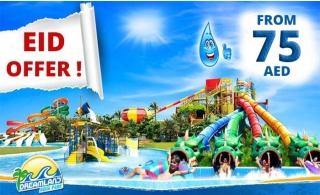 Celebrate EID At Dreamland Aqua Park From AED 75