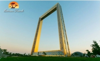 Half-Day Old and New Dubai Tour plus ticket entry to Dubai Frame with Transfers from Baisan Travel.
