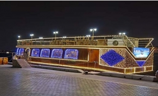 2 Hours Glass Creek Cruise with Buffet at Al Sultan