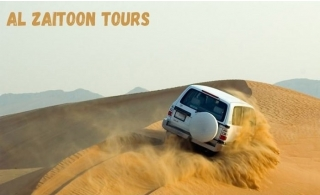 Al Awir Desert Safari from Al Zaitoon Tours.