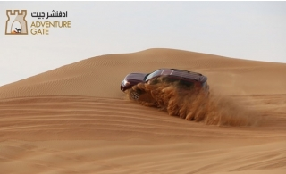 Desert Safari packages from Adventure Gate Tours – Centralised or home pickup & drop off available.