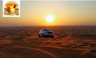 4x4 VIP Evening Desert Safari + Dune Bashing + Live BBQ Dinner Buffet + Live Shows and more activities by Royal Heritage Tours.