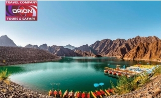 Hatta Mountain Tour from Orion Vision Tourism.