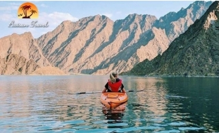 Hatta Mountain Tour for 2 pax With Pick-up and Drop Off From Baisan Travel.