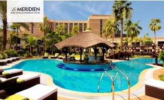 5* Le Meridien Dubai Hotel & Conference Centre One-Night Stay with Jungle Bay Water Park Access