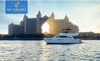 2-hour yacht cruise with live BBQ for up to 19 people by Master Yachts Cruises