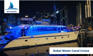 Enjoy The Fascinating View Of Dubai Water Canal While Sailing On El Mundo Catamaran With 2-Hour Cruise From AED 69.
