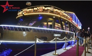 Experience a special and magical 2-Hour cruise along Dubai Water Canal with lavish buffet by Star Al Manaal, starting from AED 59 only.