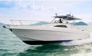Up to 4 Hours Private Yacht Cruise for 5 people from AED 349.