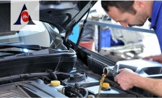 4 litres engine oil and filter change with visual inspection and computer scanner checking for only AED 99 from Al Meeraj Auto Repair.