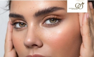 Lash Extensions, Lash Lift or  Eyebrow Lamination at O & O Beauty Centre JLT Dubai.