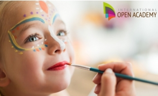 Face Painting Online Course from International Open Academy for only AED 29.