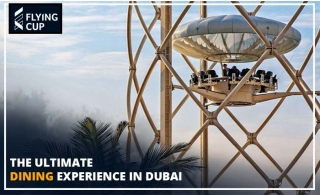 Flying Cup Dubai Tickets.