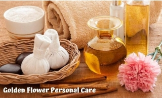 60 Minutes Full-Body Relaxing Therapy by professional therapists at Golden Flower Personal Care, starting at AED 75