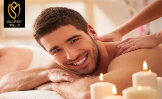 60 minutes Relaxing Therapy Treatment from AED 69 at Golden Tulip Gents