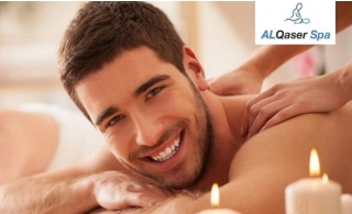 One Hour Oil Therapy at Al Qaser Spa & Massage Center - Ajman, for AED 89.