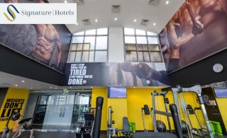 Monthly Gym & Swimming Pool Access for your fitness needs at Signature 1 Hotel-Tecom, for AED 299
