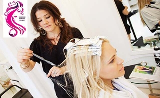Hair Packages at Norsain ladies beauty lounge Starting from AED 59 Only.