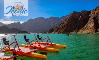 Explore UAE's natural beauty! Go for a Hatta mountain tour by Iconic Tourism from AED 89 - inclusive of transportation. Book today