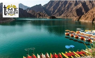 Hatta Mountain tour with Home Pickup from Time Tourism.