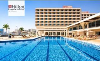 4* Hilton Garden Inn Ras Al Khaimah Family stay with Breakfast.