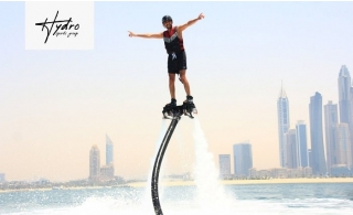 Jet Pack, Jetovator or Flyboard Experience at The Palm from Hydro Water Sports