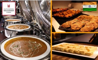 Thursday Night Indian Theme Dinner + Unlimited Indian Beverages