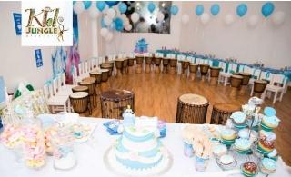 Indoor Birthday Party @ Kids Jungle Dubai