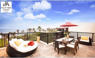 5* JA Palm Tree Court Suite Family Stay with Breakfast