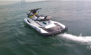1 Hour Jet Ski Ride at Mamzar Beach