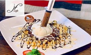 Save 50% Voucher at The Yogurt and Chocolate House. Choose Anything from the Menu.