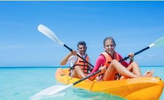 Seabreacher 1-Hour Kayak Experience