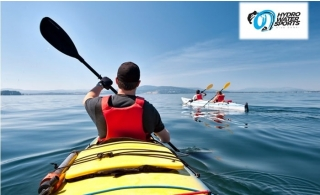 Single or Double Kayak or Stand-up Paddling by Hydro Water Sports, from only AED 75.