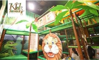 Kids Jungle Soft Play Admission