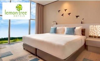 Lemon Tree Hotel Stay with Park Tickets