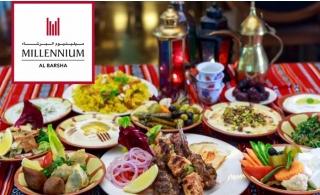 Levant Iftar Buffet at Millennium Al Barsha