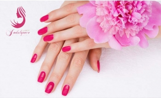 Manicure & Pedicure @ Indulgence Beauty Salon