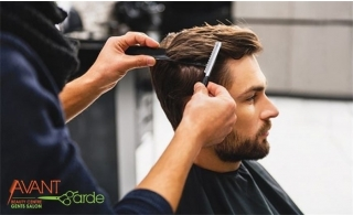 Men's Grooming packages at Avant Garde Gents Salon from AED 39 only. Haircut, wash, facial, manicure and more!