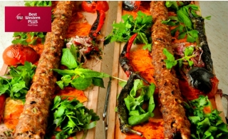 A Meter length of Kebab for AED 59 at Best Western Plus - Pearl Creek Hotel.