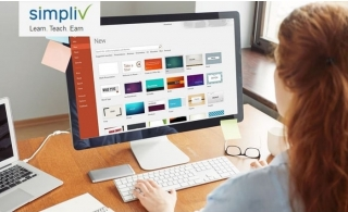 Microsoft PowerPoint Beginner To Advanced Course From Simpliv Learning