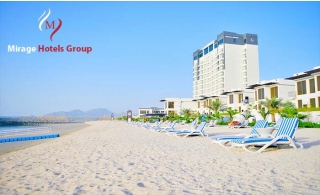 Winter Staycation at Mirage Bab Al Bahr Resort and Tower Dibba Fujairah