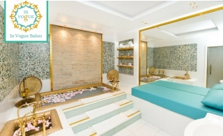 Traditional  Moroccan bath or Thai Therapy at In Vogue ladies Salon - Abu Dhabi, from AED 99