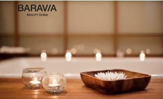 Rejuvenating Moroccan bath Packages for Ladies from Baravia Beauty Center, starting from AED 79 only.