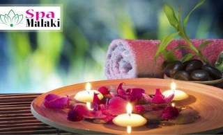 Moroccan, Body & Foot relaxing therapy services at Spa Malaki, Jumeirah 1, starting at AED 69.