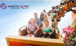 Motiongate ™ Admission Pass at Dubai Parks and Resorts.
