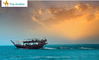 Musandam Tour From Abu Dhabi with pickup from hotel from AED 190 by Trip Arabia Travel & Tourism.