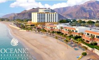 4* Oceanic Khorfakkan Resort & Spa Summer Stay